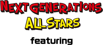 NEXT GENERATIONS ALL STARS featuring